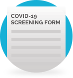 COVID-19 Screening Form Template