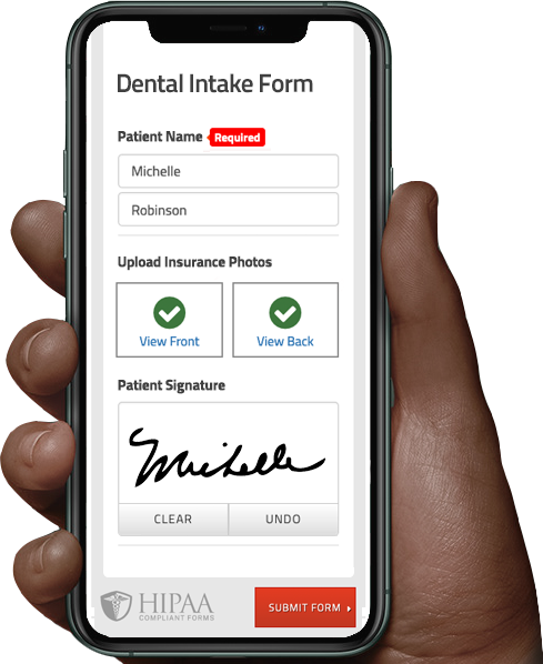Dental Intake Form